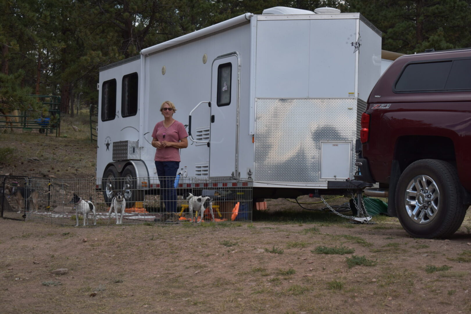RV Site 3 Partial Hook up-placeholder